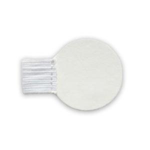 Öntapadós tolltartó fehér színben