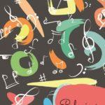 Borító - Pedagógus naplóhoz - Zeneimádó