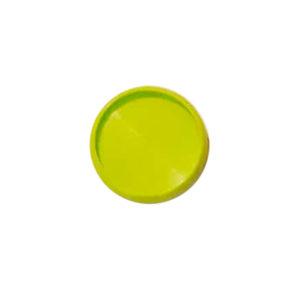 világoszöld korong gördülő korongos naptárhoz jegyztfüzethez